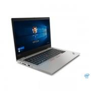 """LENOVO ThinkPad L13, 13,3"""" FHD, Intel Core i7-10510U (4C, 4.90GHz), 8GB, 256GB SSD, Win10 Pro, ezüst"""