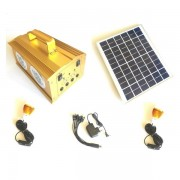 Kit Solar DAT AT8807 12V 12Ah