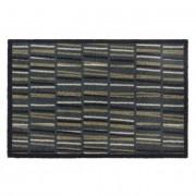 Hamat prestige block & stripe beige 50x75