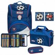 Scout Alpha Bolsas y accesorios escolares (set de 4) premium football