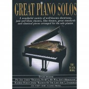 Wise Publications Great Piano Solos - Black Book Piano