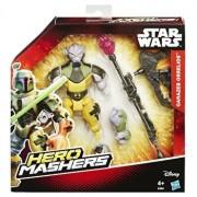 Star Wars, Figurina Deluxe Hero Mashers - Garazeb Orrelios