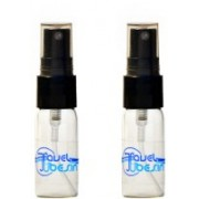 TRAVELTUBES Perfume Bottle White