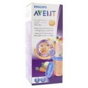 Avent Via voorraadbeker moedermelk 5 stuks + deksel 240ml