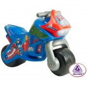 Moto Corre Pasillos Twin Avengers Injusa