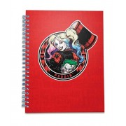 DC Comics: Harley Quinn Spiral Notebook, Hardcover/Insight Editions