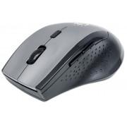 Mouse Ottico Wireless Curve 1600dpi, Grigio