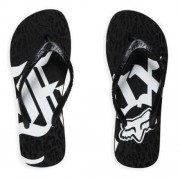 FOX SAMPLE GIRLS HEADLINER FLIP FLOP BLK
