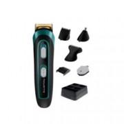 Тример Rowenta TN9130F0, 7 в 1 функции, до 60 мин работа на батерия, водоустойчив, LED индикатор, черен