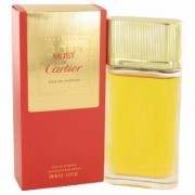 Must De Cartier Gold For Women By Cartier Eau De Parfum Spray 3.3 Oz