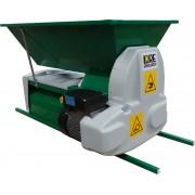 Zdrobitor desciorchinator cu motor Lore Enologia model LGCSR3