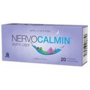 Nervocalmin Somn Usor cu Valeriana Biofarm 20cps