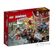 Joc LEGO® Juniors - Juniors Jaful De La Banca Cu Subminatorul 10760
