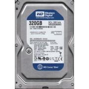 Hard disk 3.5 WD Blue 320GB, 7200rpm, 16MB, SATA 3 WD3200AAKX