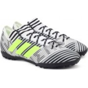 ADIDAS NEMEZIZ TANGO 17.3 TF Football Shoes For Men(White)