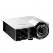 Optoma ML750ST videoproyector 800 lúmenes ANSI DLP WXGA (1280x720) 3D Proyector portátil Negro