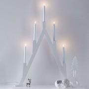 Candleholder Bjurfors in a linear design