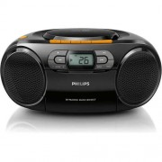 CD Audio System, Philips AZ328, 2W RMS