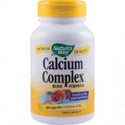 Calcium Complex Bone Formula 100cps Secom
