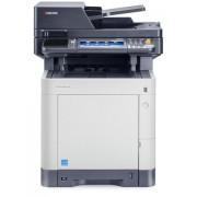 Kyocera ECOSYS M6535cidn 9600 x 600DPI Laser A4 35ppm Nero, Bianco multifunzione