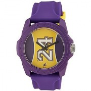 Fastrack Analog Purple Round Watch -38018PP04