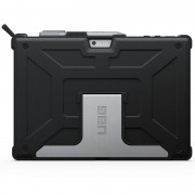 urban-armor-gear UAG Metropolis Funda Negra para Microsoft Surface Pro 7/6/5/LTE/4