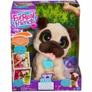 FurReal Friends J.J. My Jumping Pug Pet Toy Catelusul Saltaret