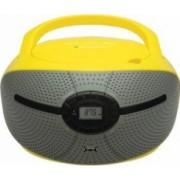 Microsistem Audio Blaupunkt Boombox BB6YL Player USB AUX 2x1.2W galben