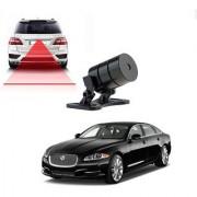 Auto Addict Car Styling Anti Collision Safety Line Led Laser Fog Lamp Brake Lamp Running Tail Light-12V Cars For Jaguar XJ-TYPE