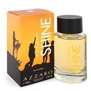Azzaro Shine Eau De Toilette Spray 3.4 oz / 100.55 mL Men's Fragrances 549501