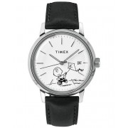Timex Marlin Automatic Charlie Brown Black/White Dial