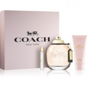 Coach Coach coffret III. Eau de Parfum 90 ml + leite corporal 100 ml + Eau de Parfum 7,5 ml