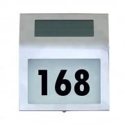 Solar Huisnummer Axel op zonne energie inclusief nummers