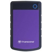 Transcend Hard Disk Esterno 1 TB, TS1TSJ25H3P