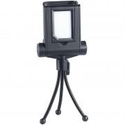 Somikon LED-Licht für Smartphones & Selfie-Sticks FVL-315.s, 15 LEDs, 300 lm