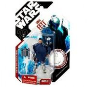 Star Wars 3.75 Basic Figure Jango Fett with Poncho