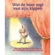 Applaus voor jou - theaterlezen: Wat de boer zegt van zijn kippen - Elle van Lieshout en Erik van Os