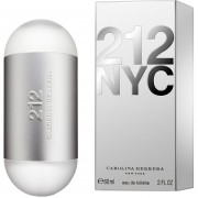 Fragancia 212 Carolina Herrera Eau de Toilette Dama 60 ML