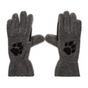 Мъжки ръкавици JACK WOLFSKIN - Paw Gloves 19615-6110003 Grey Heather