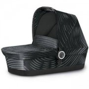 Кош за новородено Maris Lux Black, GB, 616211001