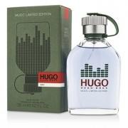 Hugo Eau De Toilette Spray (Music Limited Edition) 125ml/4.2oz Hugo Тоалетна Вода Спрей ( Music Оăраничена Серия )
