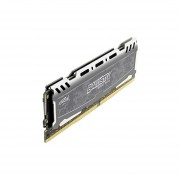 Crucial Ballistix Sport LT 16GB Single DDR4 2400 MT/s (PC4-19200) DIMM 288-Pin Memory - BLS16G4D240FSB (Gray)