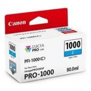 Тонер касета Canon PFI-1000 C, 0547C001AA