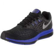 Nike Zoom Winflo 4 Men's Black Sports Shoes