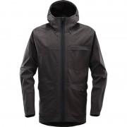 Haglöfs Eco Proof Jacket Men Svart