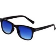 Forty Hands Retro Square Sunglasses(Multicolor)