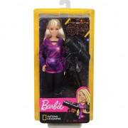 Papusa Barbie National Geographic Astrofizician Cu Telescop