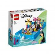 Aventuri din cartea de povesti cu Mulan LEGO 43174