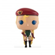Funko Pop Cammy De Street Fighter Retro Videogame Vinyl