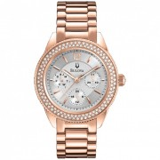 Ceas dama Bulova 97N101 Crystals Collection